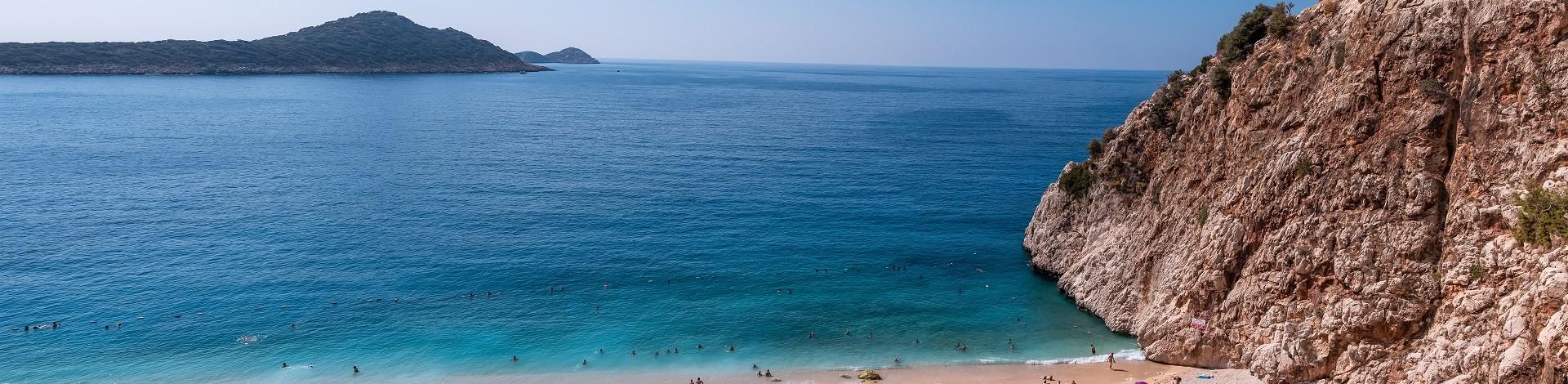 Kaputaş Plajı, Antalya