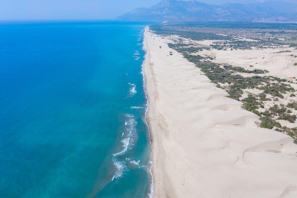 Patara Plajı, Antalya