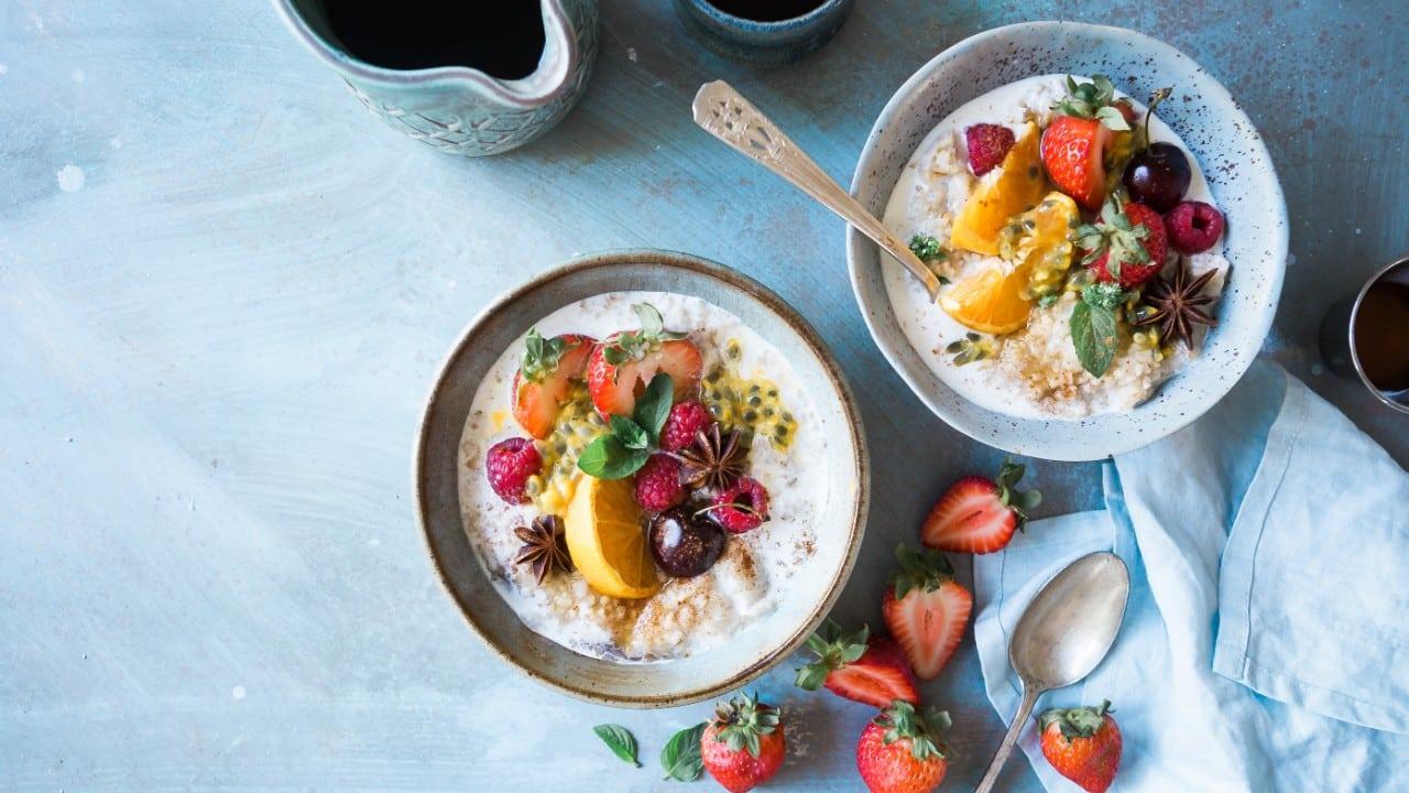 sağlıklı örnek diyet menüsü
