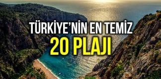 türkiye en temiz plajı