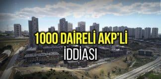 1000 daireli