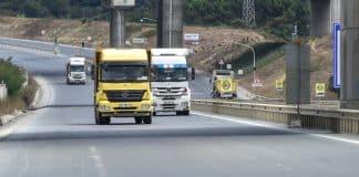 Hafriyat kamyonları