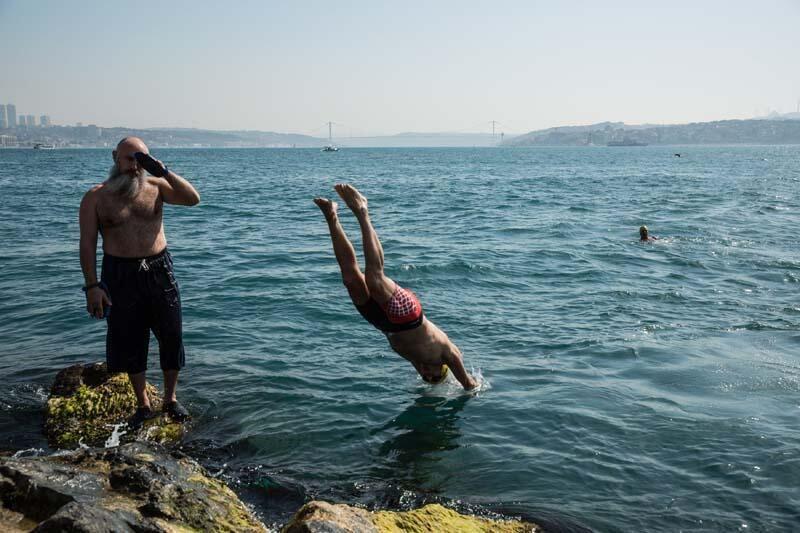 istanbul yüzme