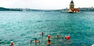 yüzerek