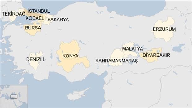türkiye olağandışı ölüm