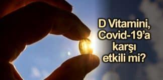 d vitamini covid