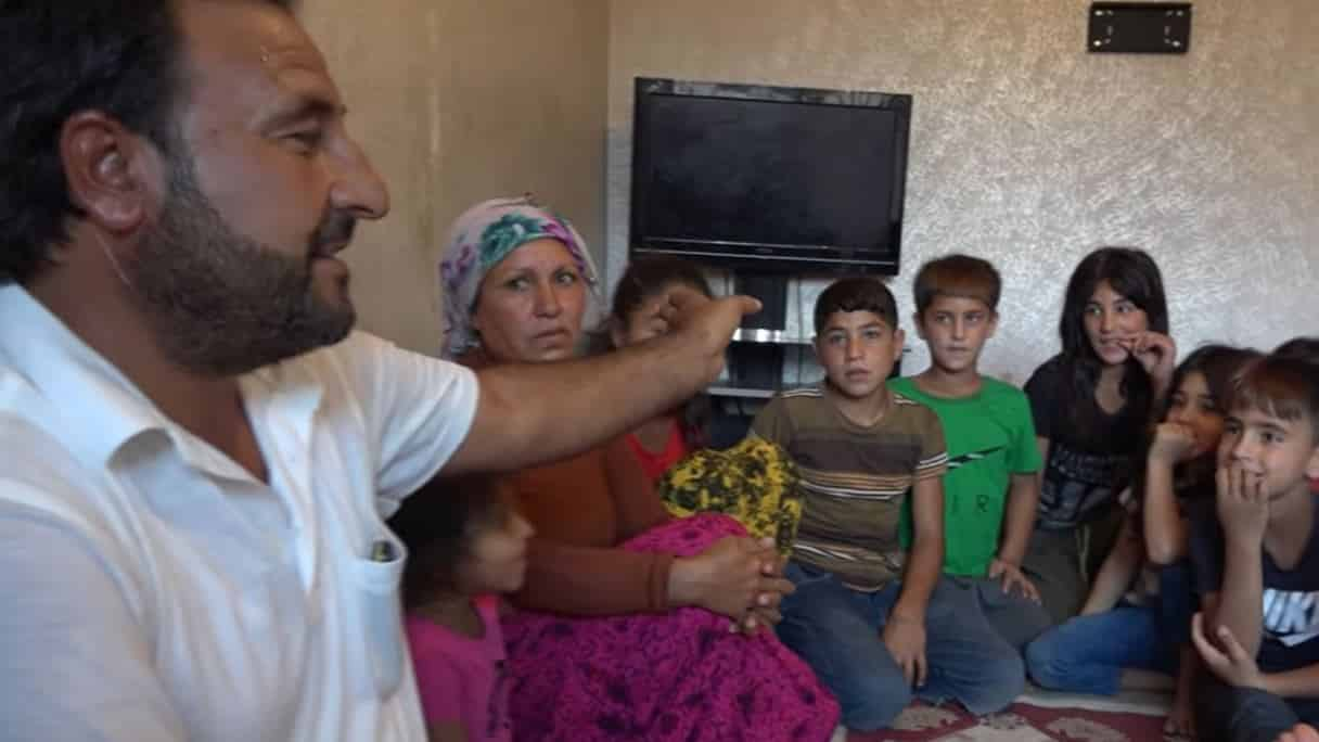 diyarbakır 19 çocuğu olan aile