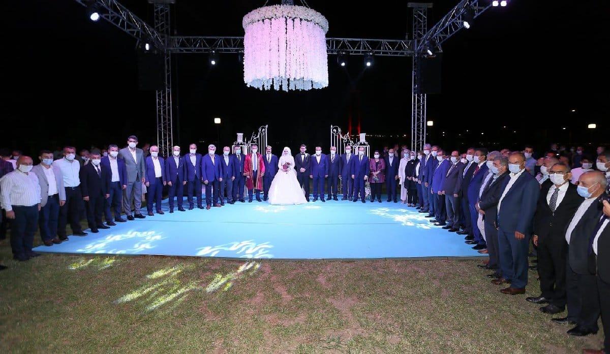 akp kocaeli düğün