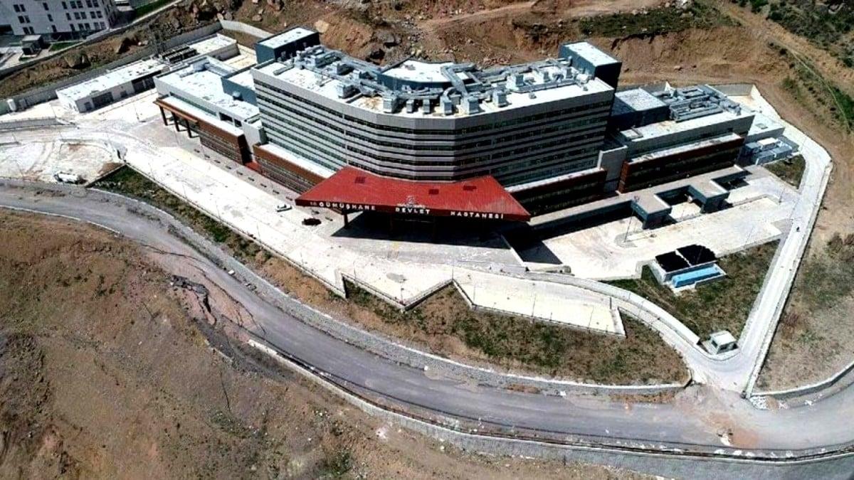 gümüşhane pandemi hastanesi