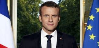 Macron Türkçe mesaj