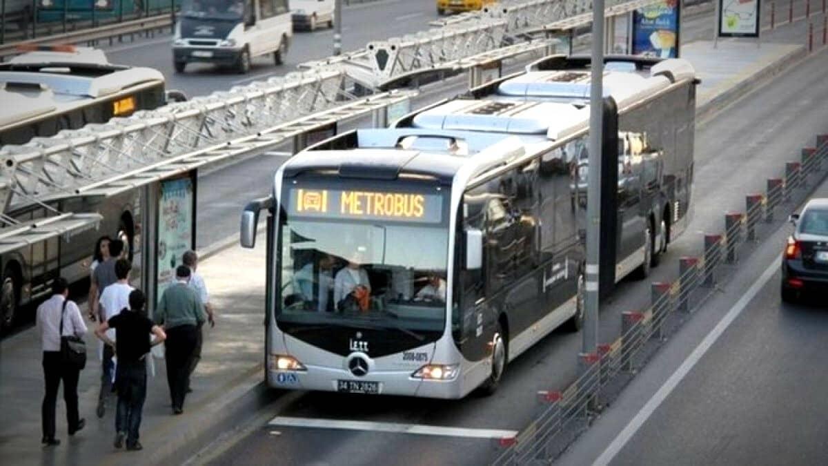 Toplu taşımada yolcu sınırlamaları