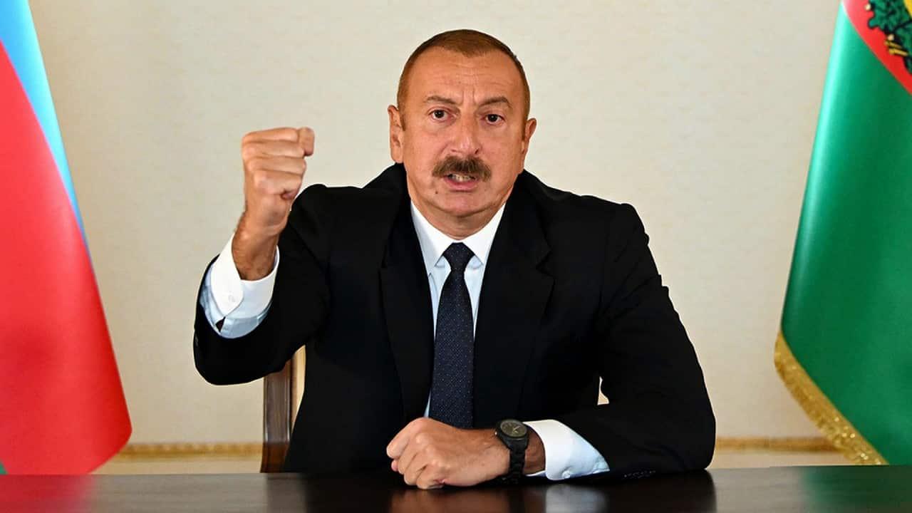 aliyev karabağ azerbaycan