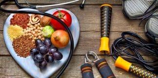 fitness ve beslenme