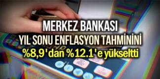 merkez bankası enflasyon tahmini