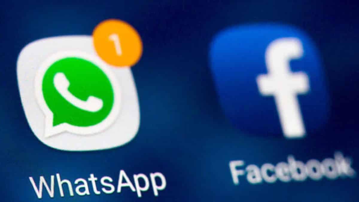 facebook whatsapp delil