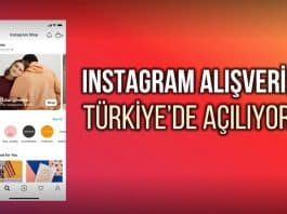 Instagram alışveriş