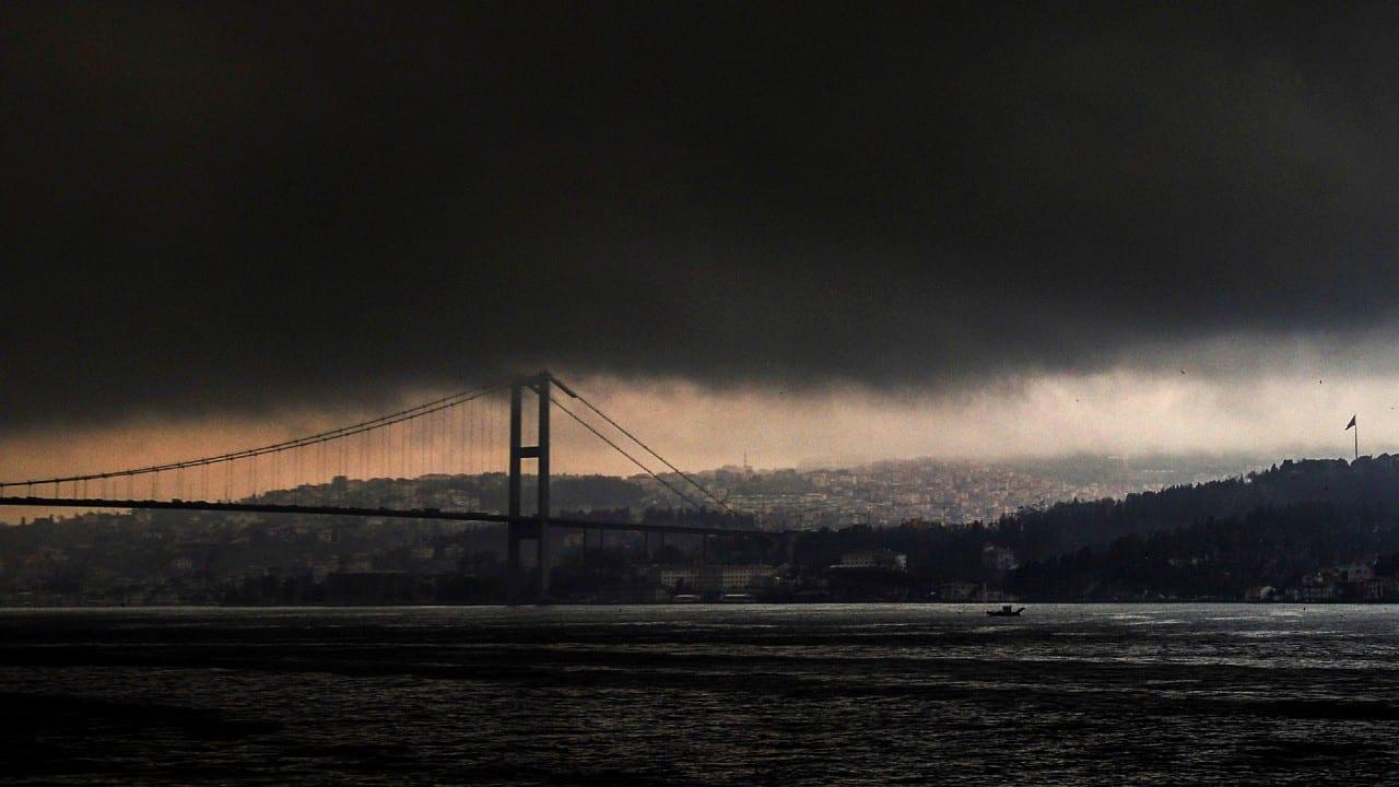 istanbul meteoroloji dolu yağış