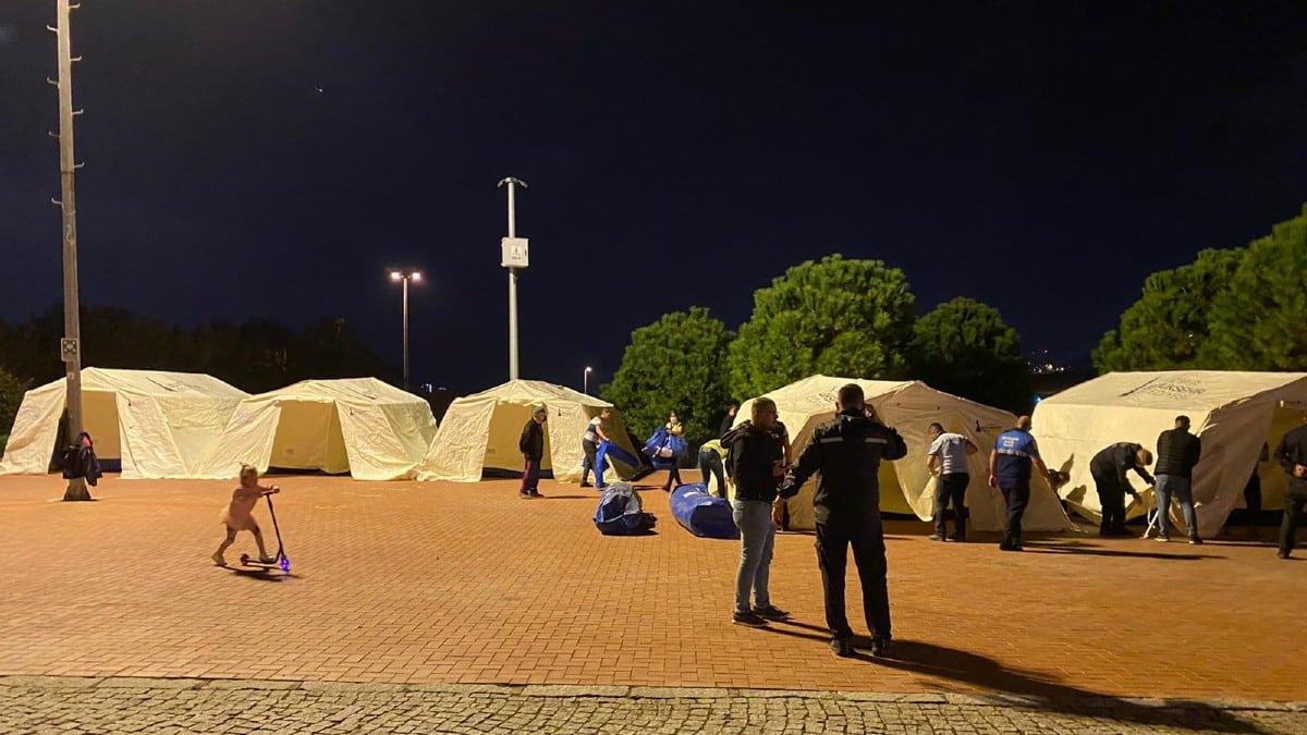 izmir çadır