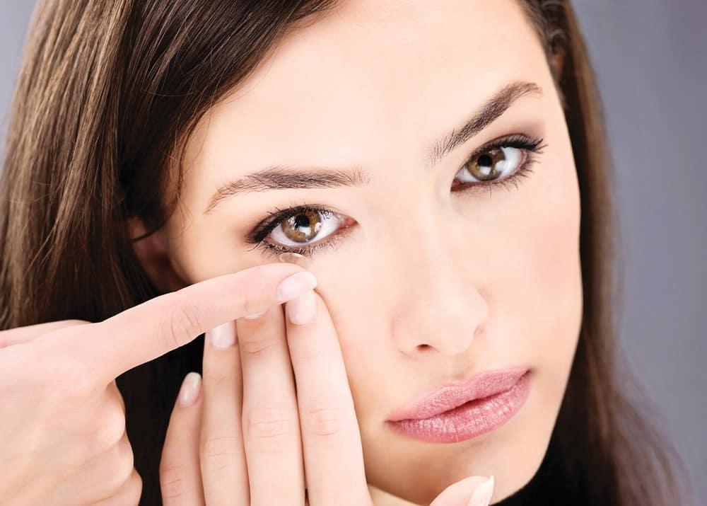kontakt lens kullanmak zararlı mı