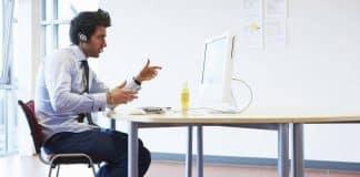 online iş görüşmelerinde başarı