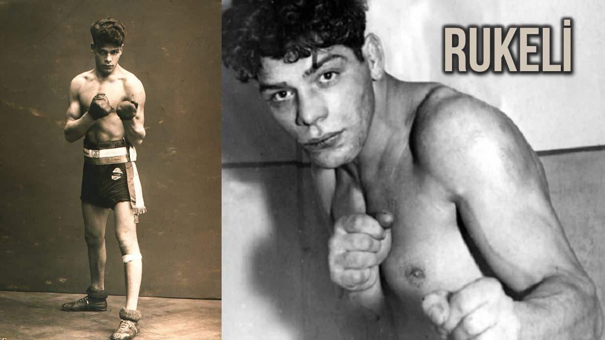 boksör rukeli kimdir