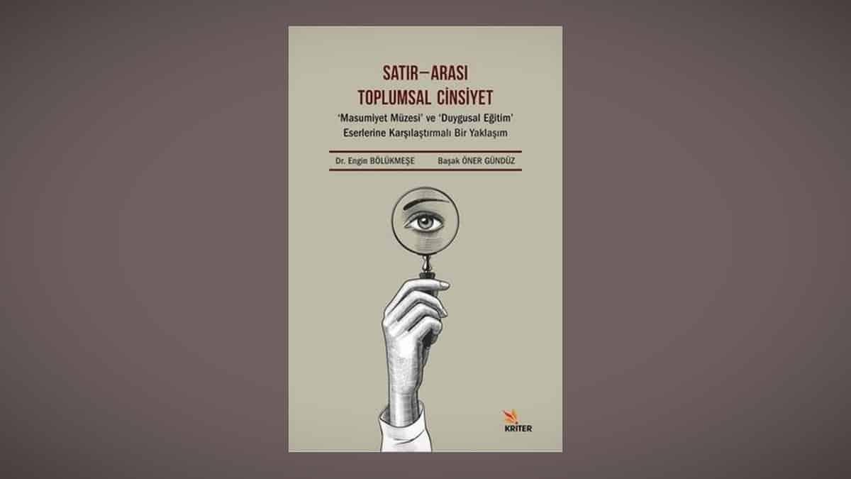 Yeni kitap: Satır arası toplumsal cinsiyet