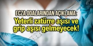 zatürre grip aşısı