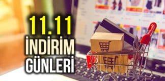 11.11 indirim günleri markalar