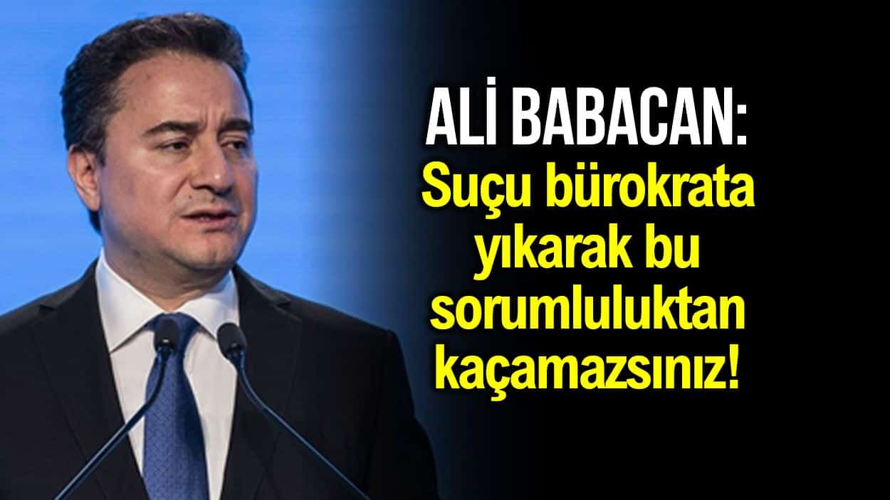 ali babacan merkez bankası