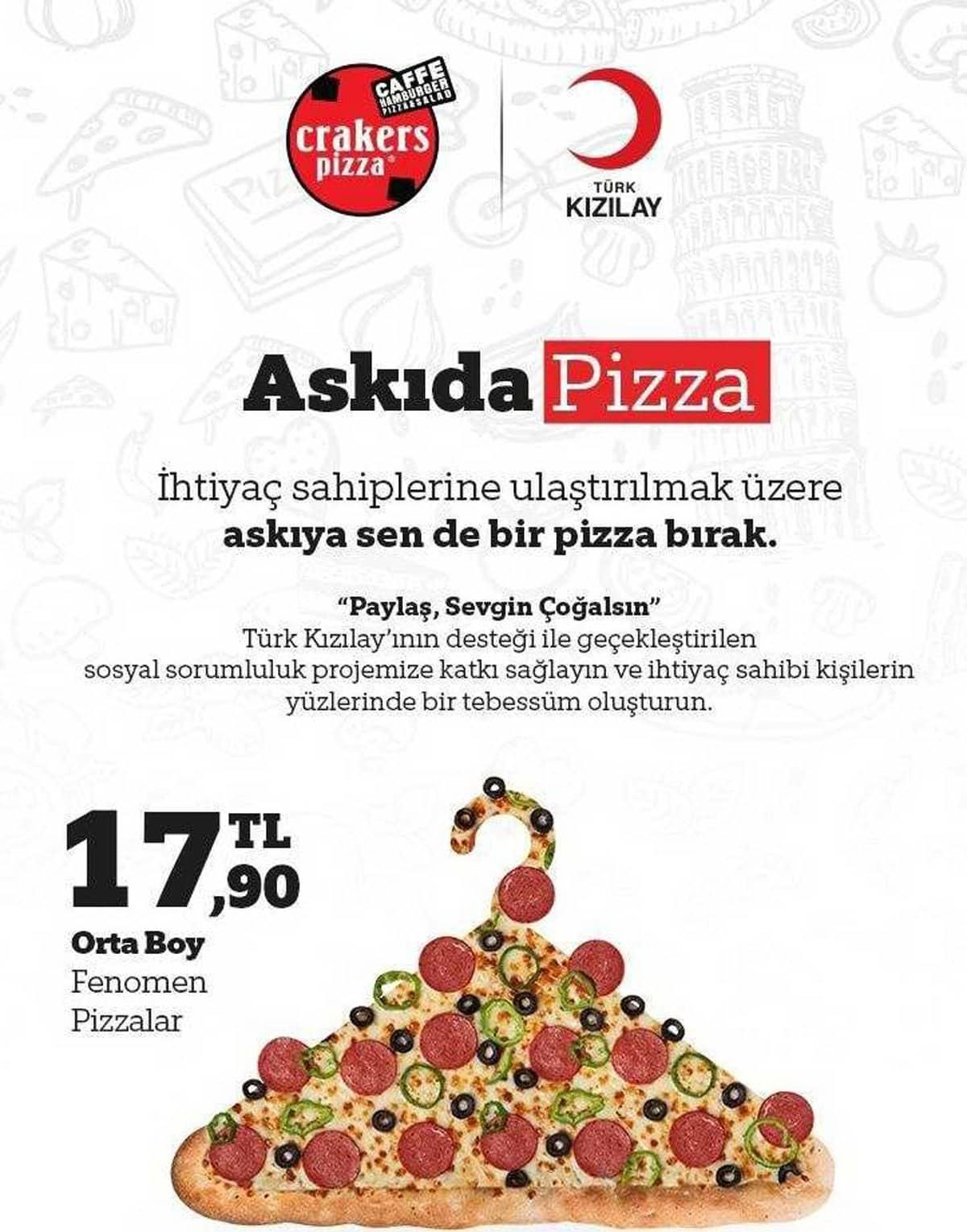 askıda pizza