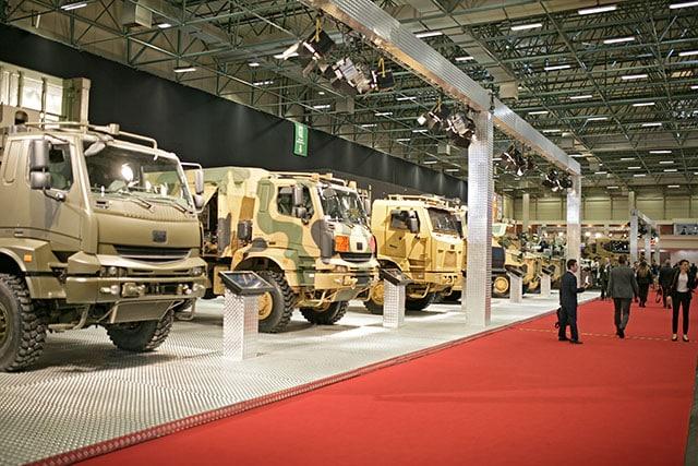 bmc askeri araçlar