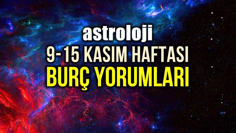 Astroloji: 9 - 15 Kasım 2020 haftalık burç yorumları