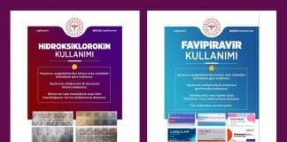 Sağlık Bakanlığı HidroksiklorokinveFavipiravirin covid ilacı kullanım uyarıları