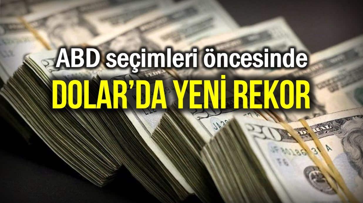 dolar tl abd seçimleri