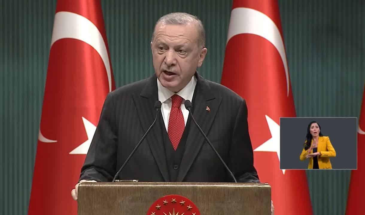 erdoğan yasaklar
