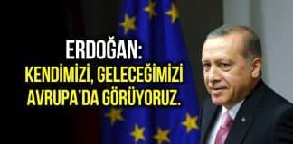 Erdoğan avrupa