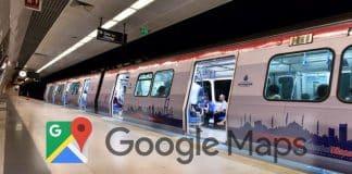 Google Haritalar için Covid-19