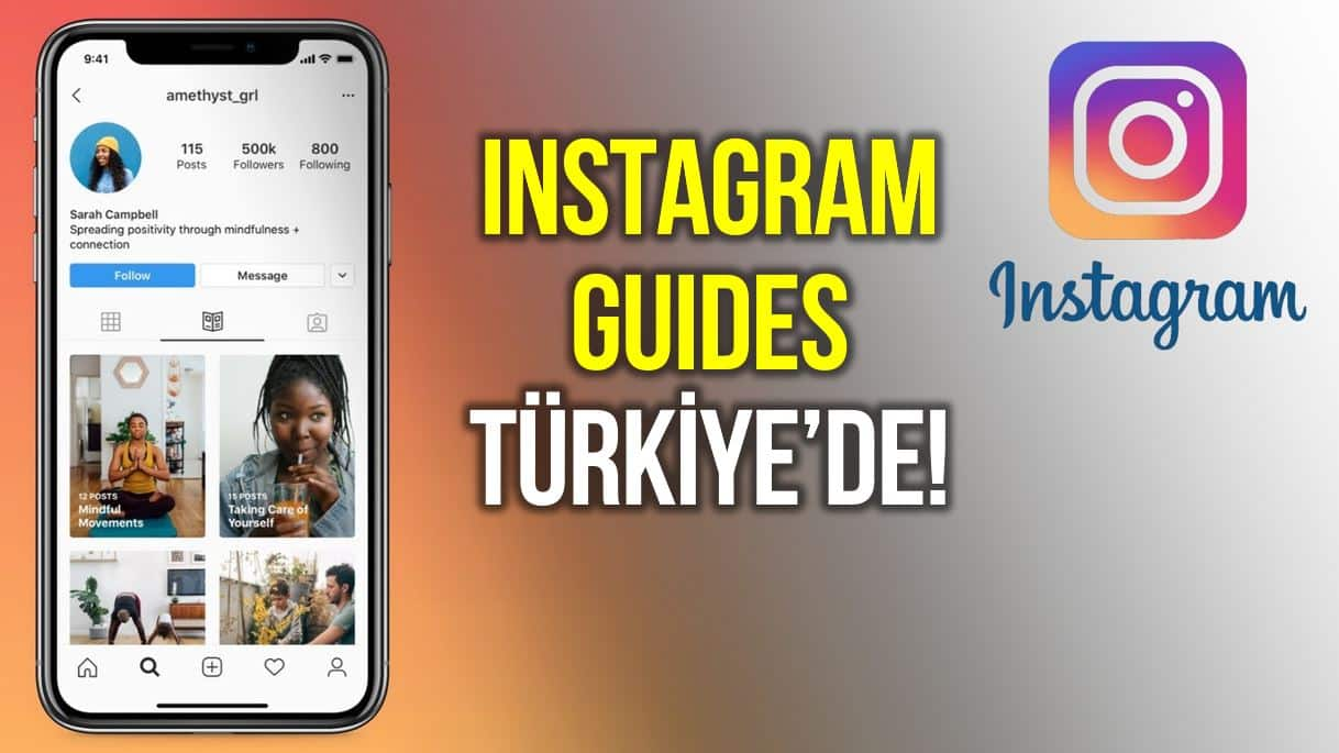 Instagram Guides nedir nasıl kullanılır