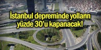 istanbul deprem raporu