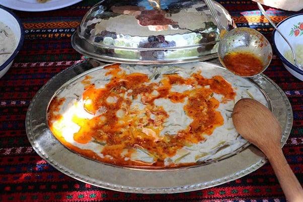 Keledoş ilginç türk yemekleri