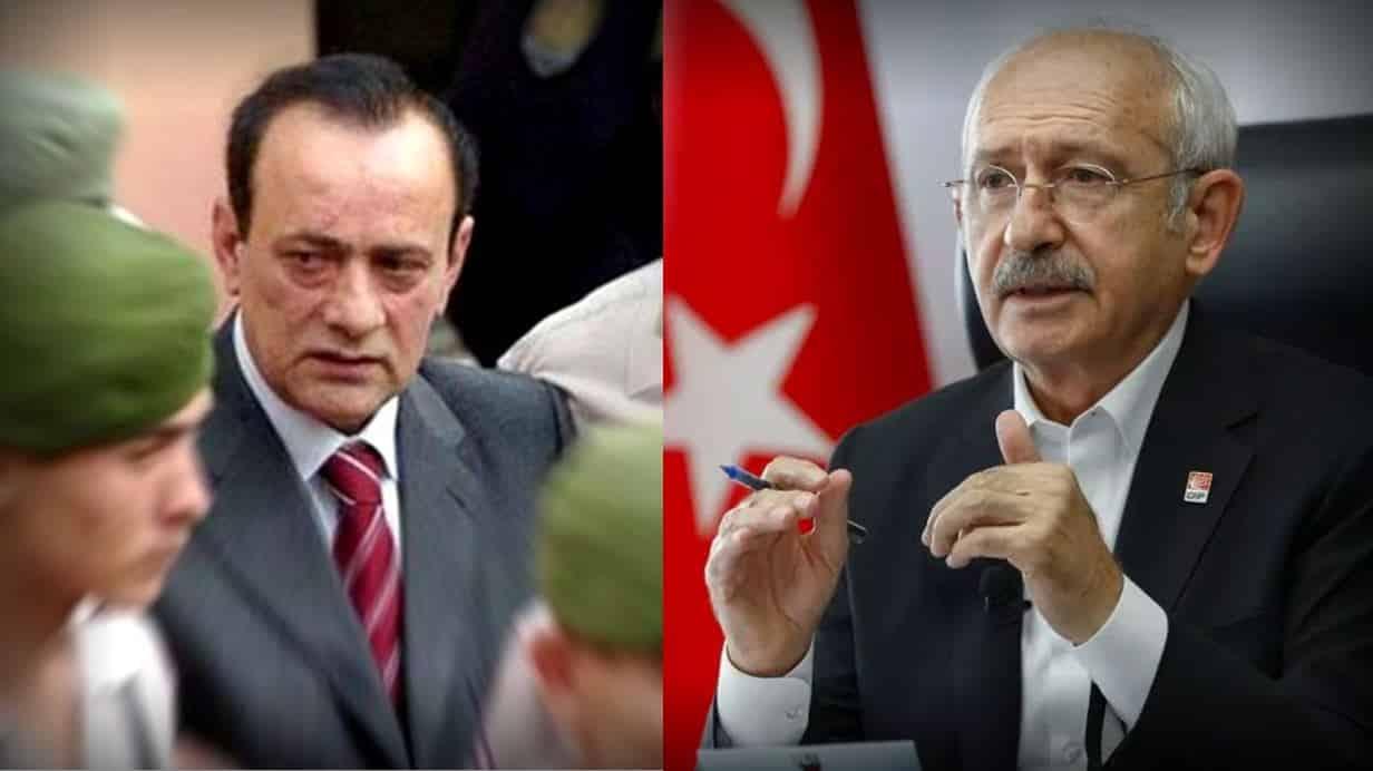 Kılıçdaroğlu tehdit eden Alaattin Çakıcı CHP suç duyurusu