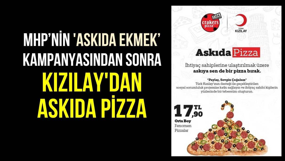 kızılay askıda pizza
