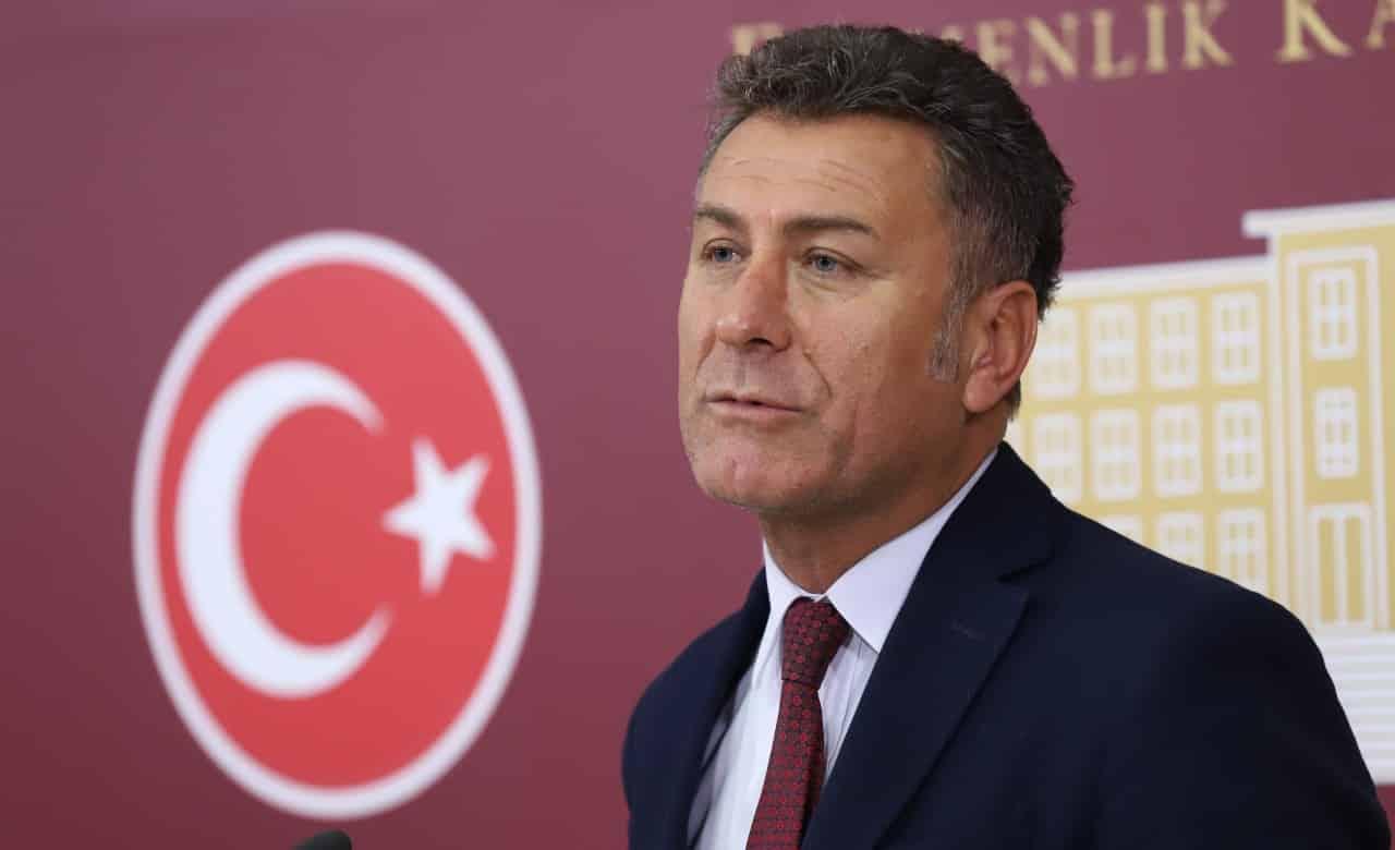 CHP Bursa Milletvekili ve PM üyesi Orhan Sarıbal