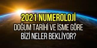 Numeroloji 2021: Doğum tarihi ve isme göre hesaplama