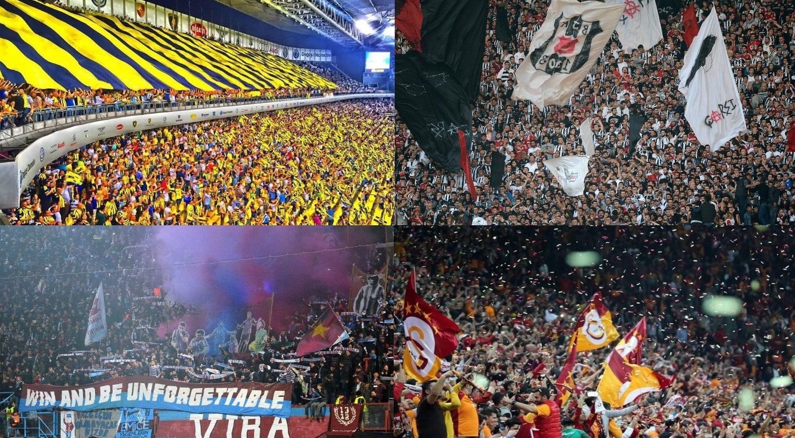 türk futbolu taraftarlık