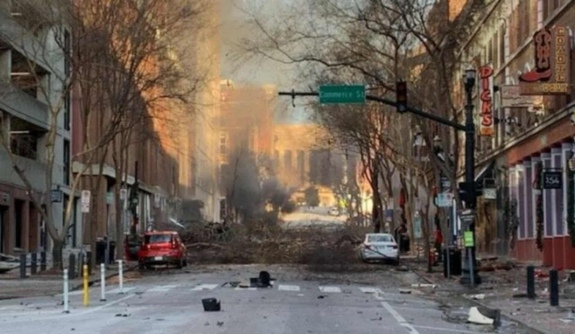 Nashville patlama