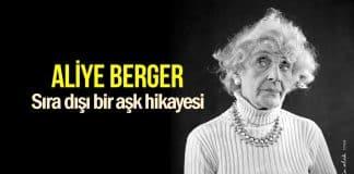 Aliye Berger kimdir? Türkiye gravür sanatının öncüsü