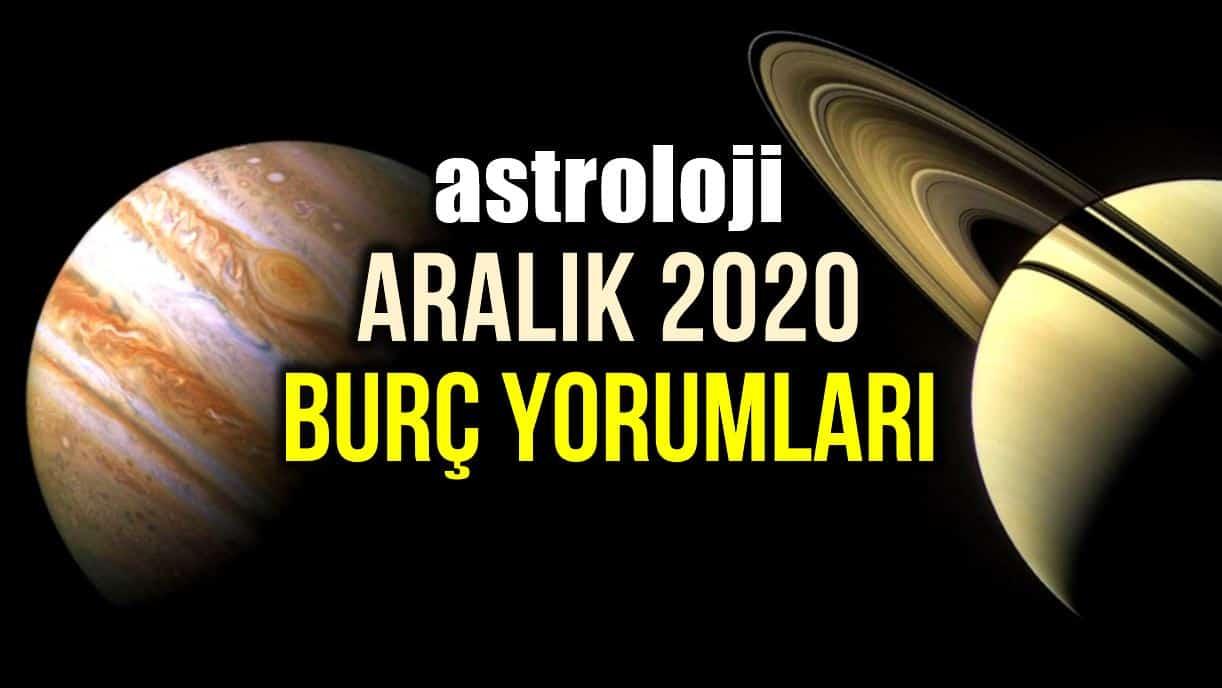 Astroloji: Aralık 2020 aylık burç yorumları