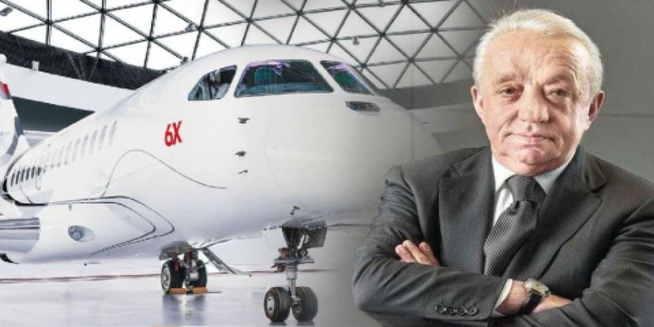 Cengiz Holding 47 milyon dolarlık jet siparişi verdi