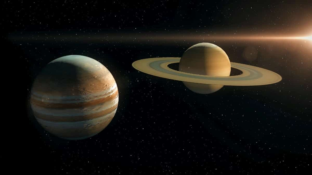 2020 Kışı ve Çifte Gezegen: 21 Aralık Jüpiter Satürn kavuşumu